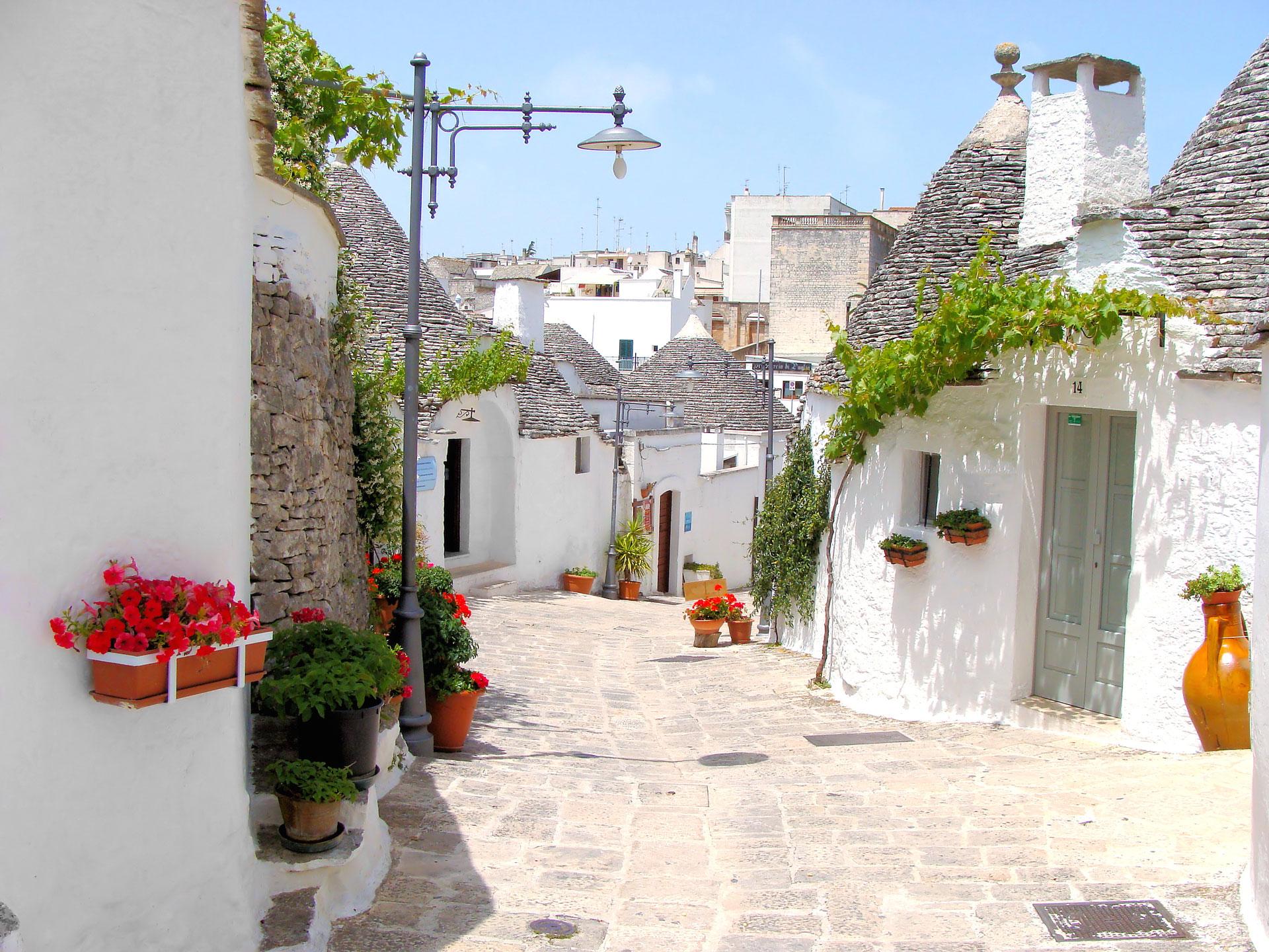 Attività speciali vacanze Puglia